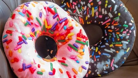 Polštářek Donut Gadget and Gifts