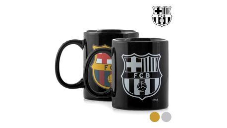 Hrnek se Znakem FC Barcelona