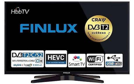 Televize Finlux 32FHB5661 černá + Doprava zdarma