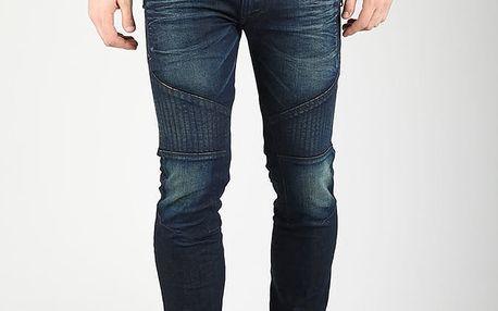 Džíny Replay MA992 Trousers Modrá