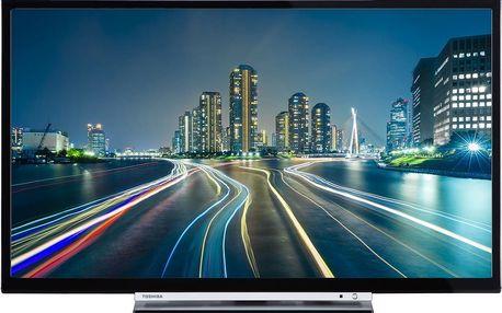Střední LED televize Toshiba 32W3763DG