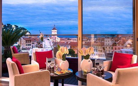 Hotel Aston La Scala****, Luxusní 4* hotel se střešním bazénem u Anglické promenády