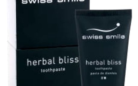 swiss smile Vitalizing Herbal 75 ml zubní pasta unisex