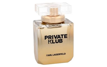 Karl Lagerfeld Private Klub For Woman 85 ml parfémovaná voda pro ženy