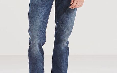 Džíny LEVI'S 511 Slim Fit Crosstown Modrá