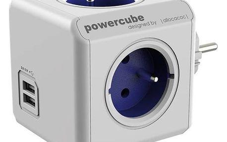 Powercube Original USB bílá/modrá
