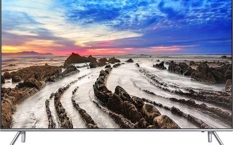 Velká LED televize Samsung UE55MU7002
