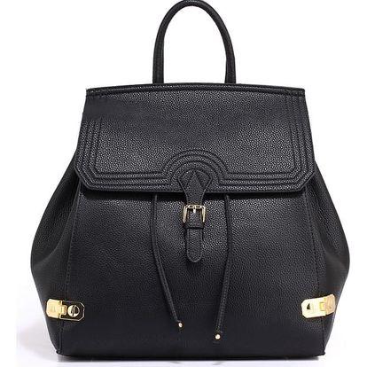 Dámský černý batoh Frida 513