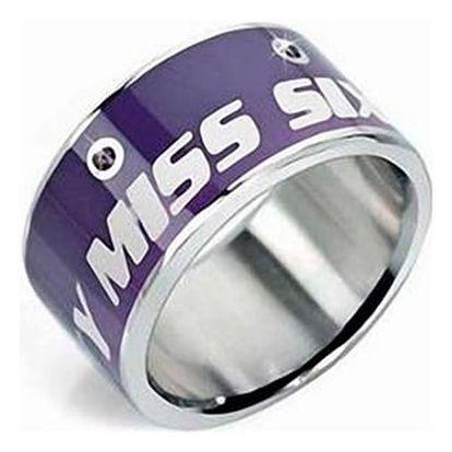 Dámský Prsten Miss Sixty SMGQ080-14 17,1 mm