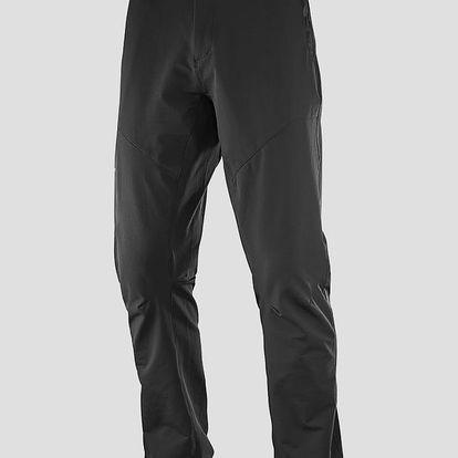 Kalhoty Salomon WAYFARER UTILITY PANT M Black Černá