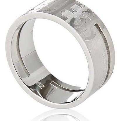 Pánský prsten Guess UMR11102-64 20,5 mm