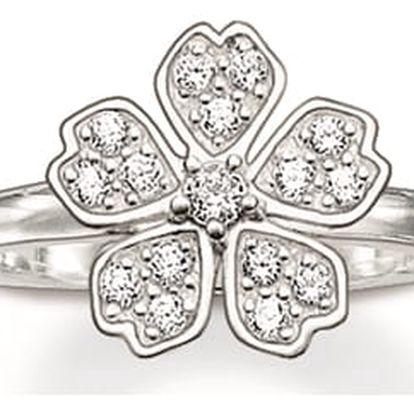 Dámský prsten Thomas Sabo TR1954-051-14-54 17,1 mm