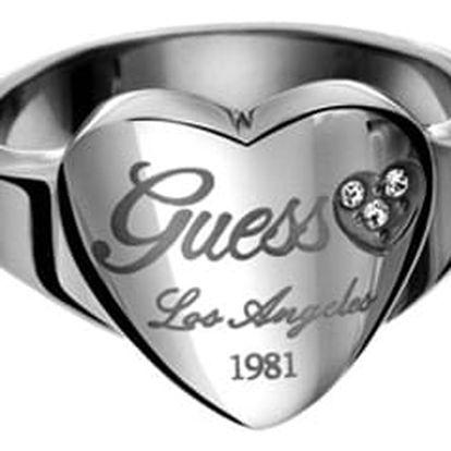 Dámský prsten Guess USR11001-56 18 mm