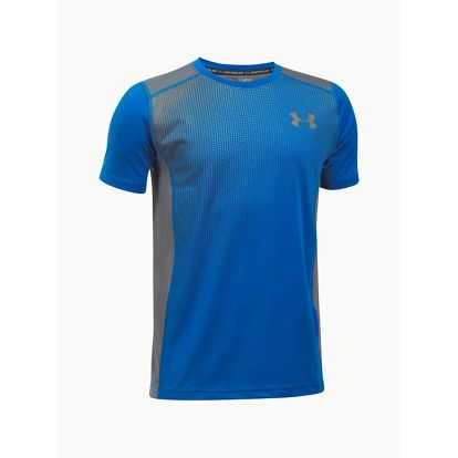 Tričko Under Armour Select T Modrá