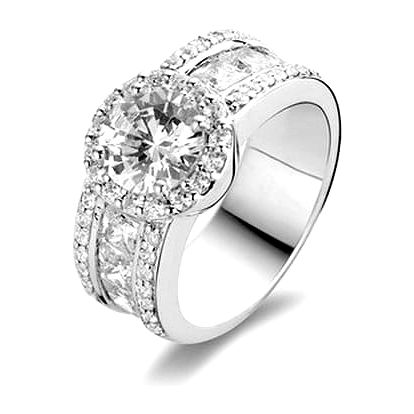 Dámský prsten Ti Sento 1531ZI 15,92 mm
