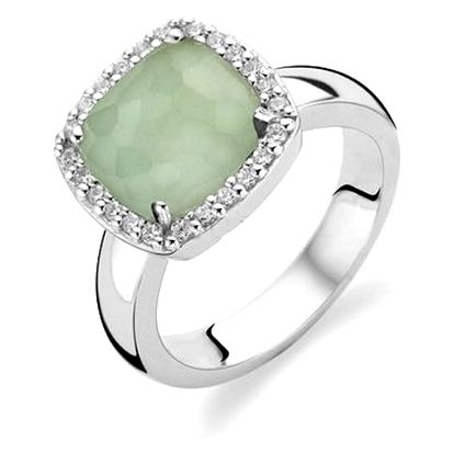 Dámský prsten Ti Sento 1771OG 18 mm