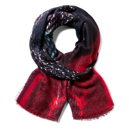 Desigual barevný šátek Ka