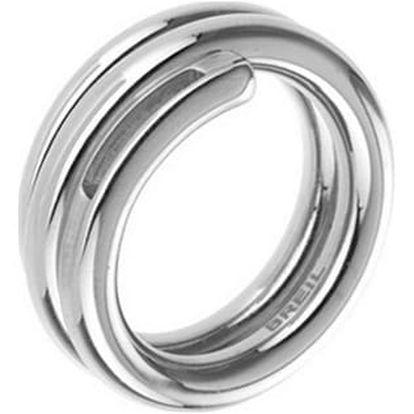 Unisex Prsten Breil 2131410088 17,1 mm