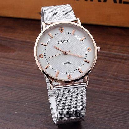 Jednoduché dámské módní hodinky