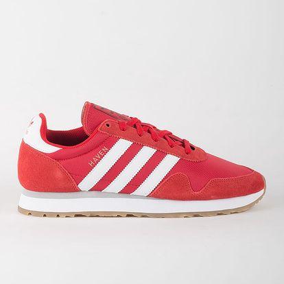 Boty adidas Originals HAVEN Červená