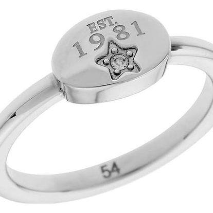 Dámský prsten Guess USR81005-56 18 mm