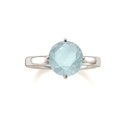 Dámský prsten Thomas Sabo TR2039-696-31-54 17,1 mm