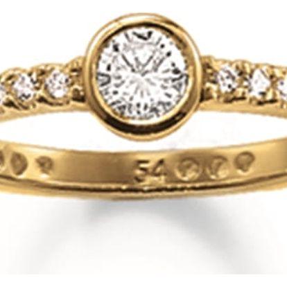 Dámský prsten Thomas Sabo TR1984-414-14-52 16,5 mm