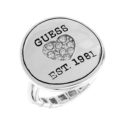 Dámský Prsten Guess UBR81116 18,1 mm