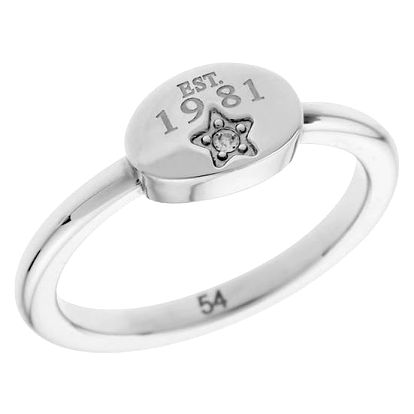 Dámský prsten Guess USR81005-54 17 mm