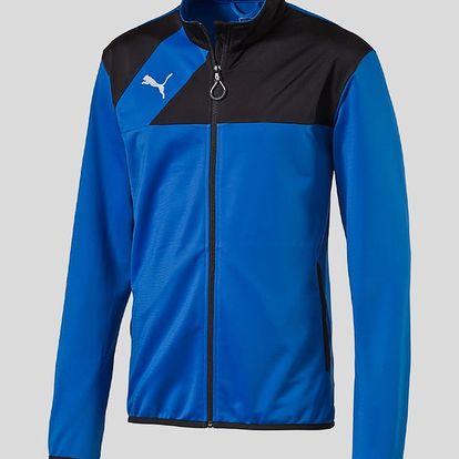 Bunda Puma Esquadra Poly Jacket Modrá