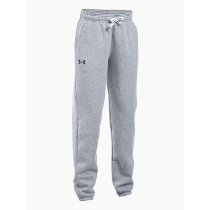 Tepláky Under Armour Coldgear Favorite Fleece Jogger Šedá