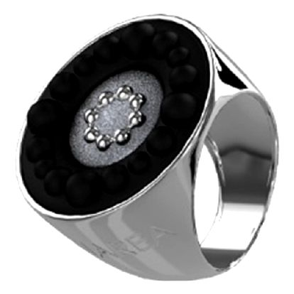 Dámský prsten Panarea AA356N 16 mm
