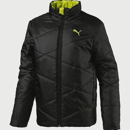Bunda Puma Ess Padded Jacket B Black Černá