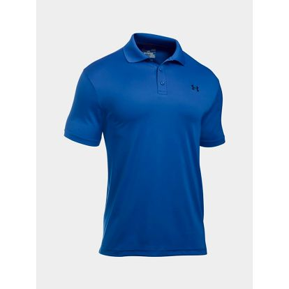 Tričko Under Armour Performance Polo Modrá