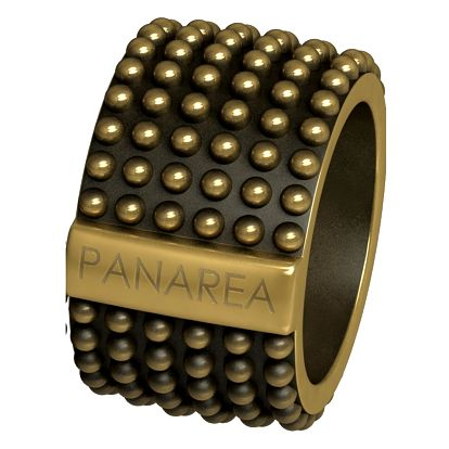 Dámský prsten Panarea AS154RU2 15 mm