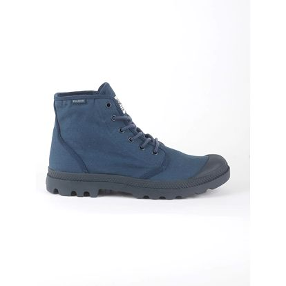 Boty Palladium Pampa 5I Original etc Indigo/Total Eclipse Modrá