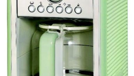 Kávovar Ariete Vintage ART 1342/04 zelený + DOPRAVA ZDARMA