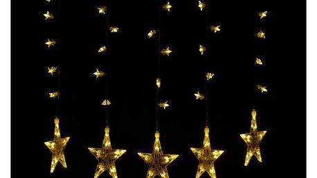 Marimex Osvětlení vánoční - Hvězdy svítící - 18000046