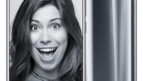 Mobilní telefon Honor 9 Dual SIM 64 GB (51091TBF) stříbrný Fitness náramek Honor Band 3 černý v hodnotě 1 790 Kč + DOPRAVA ZDARMA