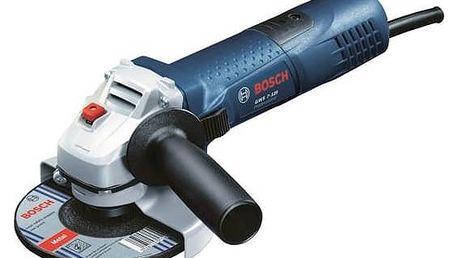 Úhlová bruska Bosch GWS 7-125, 0601388108 + Doprava zdarma