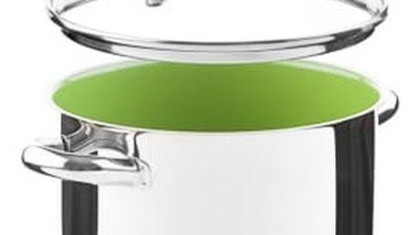 KOLIMAX CERAMMAX PRO STANDARD hrnec s poklicí 18cm 3,0l, zelená
