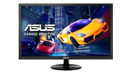 Monitor Asus VP247H (90LM01L3-B01170) černý + DOPRAVA ZDARMA