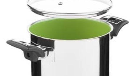 KOLIMAX CERAMMAX PRO COMFORT hrnec s poklicí 18cm 3,0l, zelená
