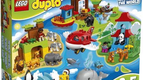 LEGO® DUPLO® 10805 Town Cesta kolem světa