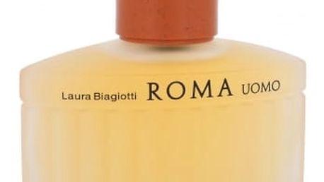 Laura Biagiotti Roma Uomo 125 ml toaletní voda pro muže