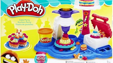 PLAY-DOH Kitchen creations Set párty dort