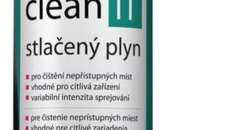 Stlačený vzduch Clean IT , 400ml (CL-1)
