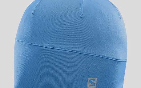 Čepice Salomon ACTIVE BEANIE Modrá