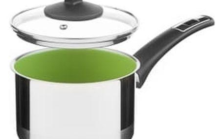 KOLIMAX CERAMMAX PRO COMFORT hrnec s rukojetí, s poklicí 15cm 1,5l, zelená