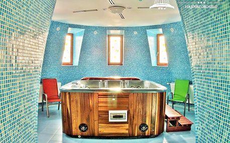 Oblíbené maďarské lázně Hajdúszoboszló nedaleko Debrecínu v hotelu s neomezeným wellnes, vstupem do lázní i polopenzí